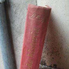 Libros de segunda mano: ALEJANDRO LERROUX - LA PEQUEÑA HISTORIA - AFRODISIO AGUADO, 1964. Lote 58135361