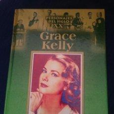 Libros de segunda mano: GRACE KELLY COLECCION PERSONAJES DEL SIGLO XX EDICIONES RUEDA J.M.S.A.. Lote 58217300