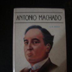 Libros de segunda mano: ANTONIO MACHADO, DE A. B. TELLO, VILMAR, BARCELONA, 1990.. Lote 58405420