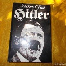 Libros de segunda mano: HITLER. JOACHIM C. FEST. VOL. 1. EDITORIAL NOGUER . Lote 58486633