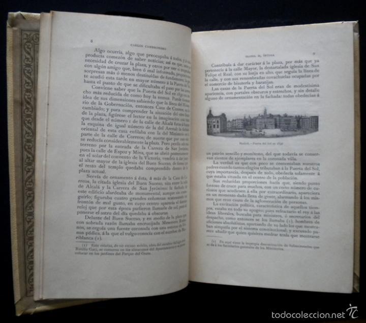 Libros de segunda mano: PCBROS - ISABEL II, ÍNTIMA - CARLOS CAMBRONERO - ED. MONTANER Y SIMÓN - 1908 - ED. ILUSTRADA - Foto 4 - 58526663