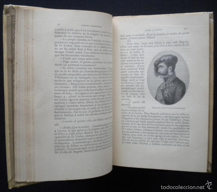Libros de segunda mano: PCBROS - ISABEL II, ÍNTIMA - CARLOS CAMBRONERO - ED. MONTANER Y SIMÓN - 1908 - ED. ILUSTRADA - Foto 8 - 58526663