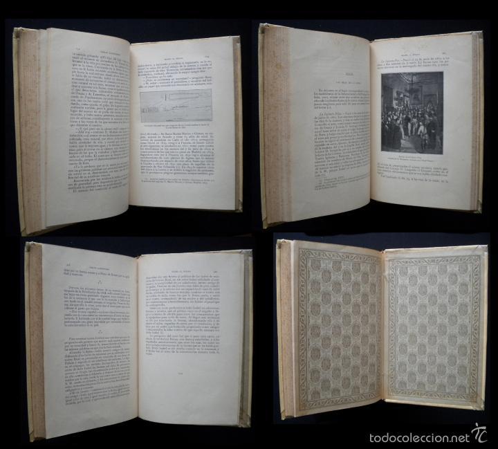 Libros de segunda mano: PCBROS - ISABEL II, ÍNTIMA - CARLOS CAMBRONERO - ED. MONTANER Y SIMÓN - 1908 - ED. ILUSTRADA - Foto 11 - 58526663