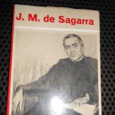 Libros de segunda mano: VERDAGUER POETA DE CATALUNYA -1968. Lote 59903663