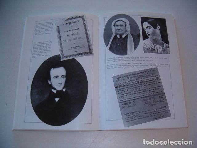 Libros de segunda mano: GEORGES WALTER. Enquête sur Edgar Allan Poe, poète américain. Biographie. RM76567. - Foto 2 - 138749280