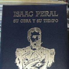 Libros de segunda mano: ISAAC PERAL SU OBRA Y SU TIEMPO. ERNA PEREZ DE PUIG. 1989. EJ 1021 DE 2000. Lote 62275276