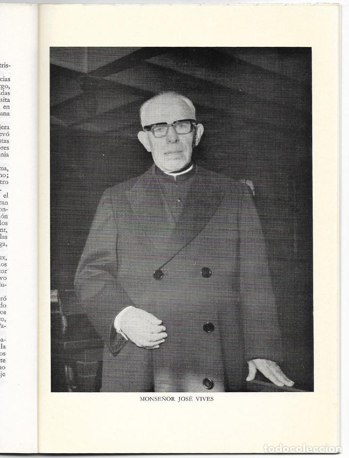 Libros de segunda mano: MONSEÑOR JOSÉ VIVES GATELL – ÁNGEL FÁBREGA GRAU – ANUARIO DE ESTUDIOS MEDIEVALES 6 – 1969 - Foto 2 - 63006736