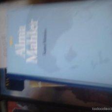 Libros de segunda mano: ALMA MAHLER. Lote 63176696