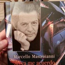 Libros de segunda mano: LIBRO MARCELLO MASTROIANI. Lote 63281836