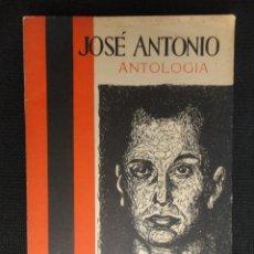 Libros de segunda mano: JOSE ANTONIO ANTOLOGIA - 1.958 - NUEVO. Lote 66780258