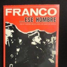 Libros de segunda mano: FRANCO ... ESE HOMBRE - 1.975 - NUEVO. Lote 66953842
