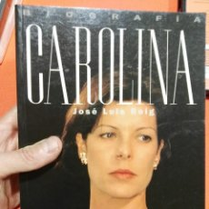 Libros de segunda mano: LIBRO CAROLINA @@@@. Lote 68886453