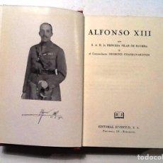 Libros de segunda mano: ALFONSO XII 1952 PRINCESA PILAR DE BAVIERA Y DESMOND CHAPMAN HUSTON. Lote 69699221