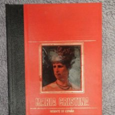 Libros de segunda mano: MARIA CRISTINA , REGENTE DE ESPAÑA - GRANDES FIGURAS DE LA HISTORIA DE ESPAÑA - 1.973. Lote 70543181