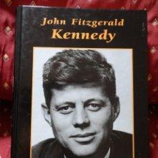 Libros de segunda mano: GRANDES BIOGRAFIAS - JOHN FITZGERALD KENNEDY - 1.999. Lote 71448191