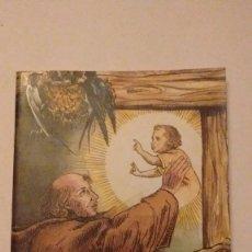 Libros de segunda mano: VIDA DE SAN ANTONIO DE PADUA. Lote 72057203