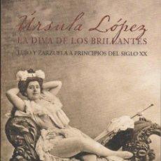 Libros de segunda mano: LIBRO DE LA ARTISTA URSULA LÓPEZ, FOTOGRAFÍAS EN B. Y N.. Lote 74162227