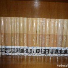 Libros de segunda mano: PROTAGONISTAS DEL SIGLO XX. COLECCIÓN COMPLETA DE 19 TOMOS. Lote 74625995