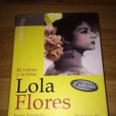 Libros de segunda mano: LOLA FLORES - MEMORIAS. Lote 150708885