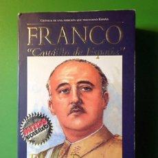 Libros de segunda mano: LIBRO FRANCO CAUDILLO DE ESPAÑA - PAUL PRESTON. Lote 78548513