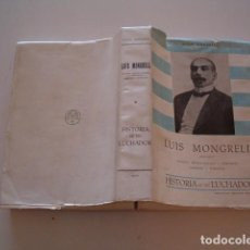 Libros de segunda mano: HUGO MONGRELL. LUIS MONGRELL (1858-1937). RM79326. . Lote 79122689