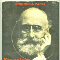 Libros de segunda mano: FRANCISCO SILVELA, GOBERNANTE AUSTERO, 1ª EDICIÓN. 1968.. Lote 79816909