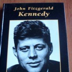 Libros de segunda mano: GRANDES BIOGRAFIAS: JOHN FITZGERALD KENNEDY *IMPECABLE*. Lote 79914325