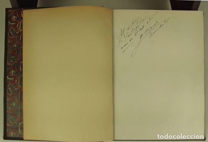 Libros de segunda mano: FORTUNY. EJEMPLAR CON DEDICATORIA Y FIRMA. JOAQUIM CIERVO. EDI. ELS CUADERNS DART. 1938?. - Foto 2 - 80557642