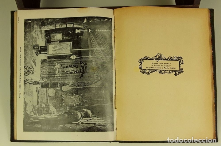 Libros de segunda mano: FORTUNY. EJEMPLAR CON DEDICATORIA Y FIRMA. JOAQUIM CIERVO. EDI. ELS CUADERNS DART. 1938?. - Foto 5 - 80557642