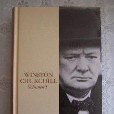 Libros de segunda mano: WINSTON CHURCHILL. VOL. I. ROY JENKINS. DIARIO ABC, 2003.. Lote 81874376