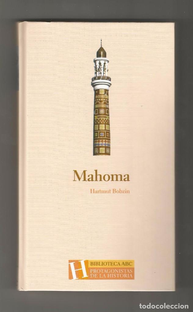 BIBLIOTECA PROTAGONISTAS DE LA HISTORIA Nº 5 MAHOMA - ABC (Libros de Segunda Mano - Biografías)