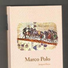 Libros de segunda mano: BIBLIOTECA PROTAGONISTAS DE LA HISTORIA Nº 5 MARCO POLO - ABC. Lote 82209632