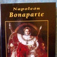 Libros de segunda mano: LOTE DE 3 LIBROS - GRANDES BIOGRAFIAS DE NAPOLEÓN, CERVANTES Y BEETHOVEN. Lote 82460820