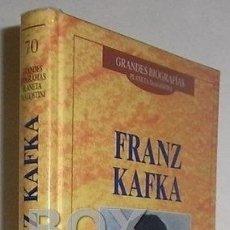 Second hand books - Franz Kafka. Planeta- DeAgostini. Col. Grandes biografías - 82371927