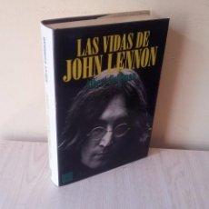 Libros de segunda mano: ALBERT GOLDMAN . LAS VIDAS DE JOHN LENNON - PLAZA & JANES 1989. Lote 83587428
