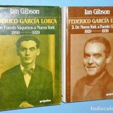 Libros de segunda mano: FEDERICO GARCIA LORCA. (2 TOMOS). Lote 83660724