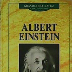Libros de segunda mano: ALBERT EINSTEIN.. Lote 74038201