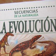 Libros de segunda mano: SECUENCIAS DE LA NATURALEZA. LA EVOLUCIÓN (LEMA). Lote 84975924