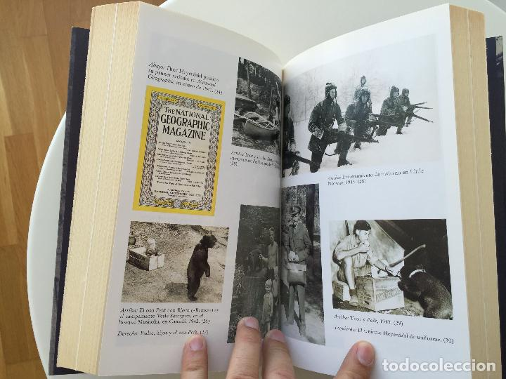 Libros de segunda mano: TRAS LOS PASOS DE ADAN - THOR HEYERDAHL - EDICIONES B - Foto 7 - 85043236