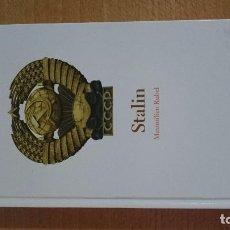 Libros de segunda mano: BIOGRAFÍA STALIN. MAXIMILIEN RUBEN. PROTAGONISTAS DE LA HISTORIA. Lote 85111076