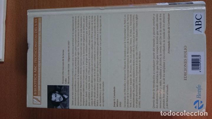 Libros de segunda mano: Biografía Che Guevara. Jorge G. Castañeda. ABC - Foto 2 - 85114340