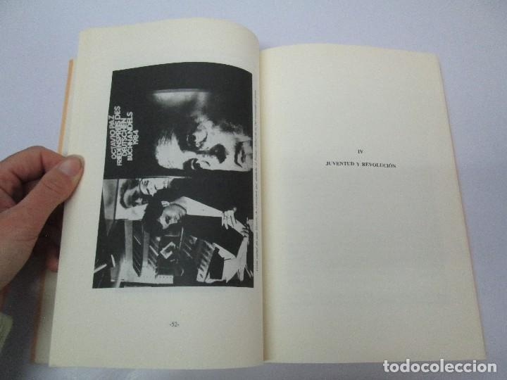 Libros de segunda mano: BIOGRAFIA POLITICA DE OCTAVIO PAZ O LA RAZON ARDIENTE. FERNANDO VIZCAINO. ALGAZARA 1993. VER FOTOS - Foto 14 - 85213612