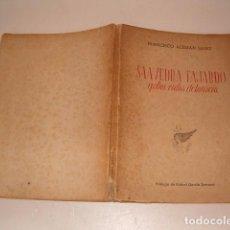 Livres d'occasion: FRANCISCO ALEMÁN SÁINZ. SAAVEDRA FAJARDO Y OTRAS VIDAS DE MURCIA. RM80605. . Lote 86383708