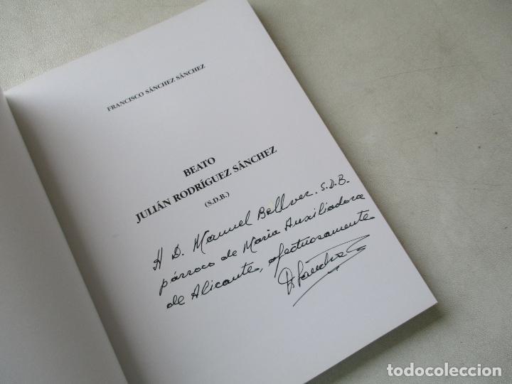 Libros de segunda mano: BEATO JULIÁN RODRÍGUEZ SÁNCHEZ-FRANCISCO SÁNCHEZ SÁNCHEZ-2004 - Foto 2 - 86852304