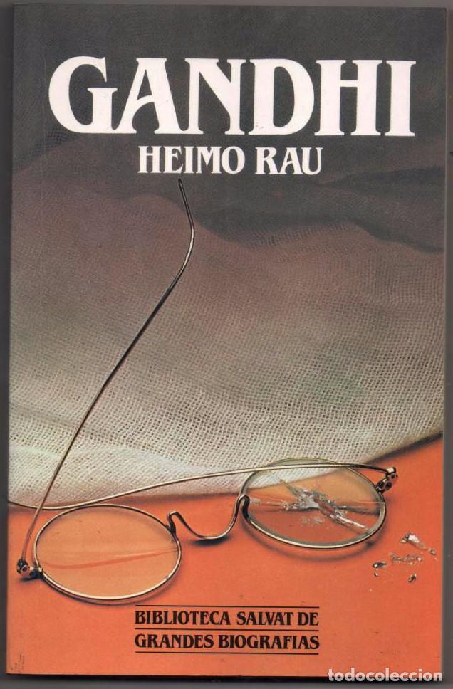 Resultado de imagen para gandhi heimo rau