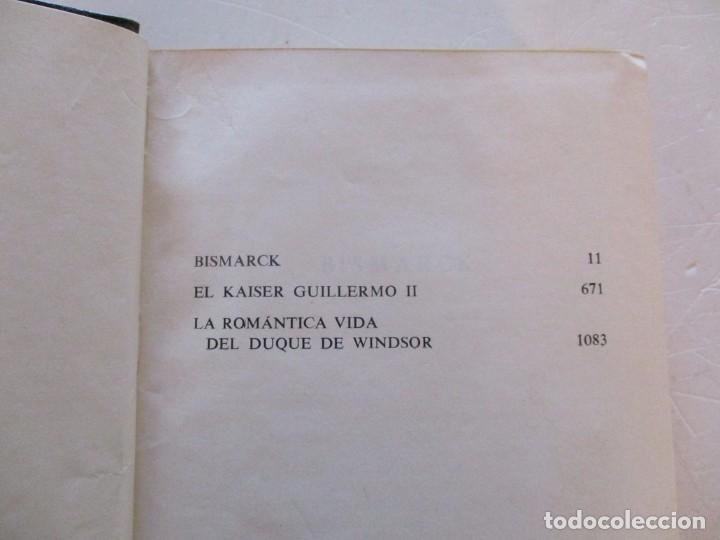Libros de segunda mano: EMIL LUDWIG. Obras Completas. Tomos I, II, III, IV y V: Biografías. CINCO TOMOS. RM81099. - Foto 6 - 87581432