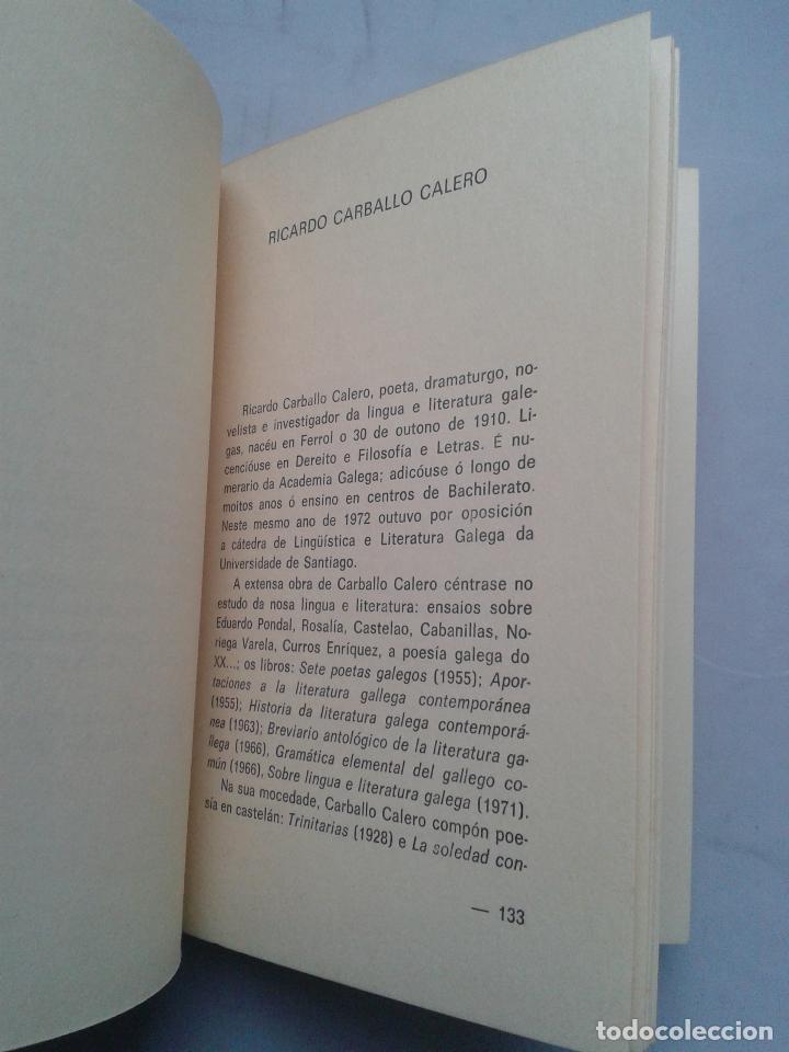 Libros de segunda mano: Singraduras da Narrativa Galega. De Castelao a Neira Vilas. Benito Varela Jácome. - Foto 5 - 88916116