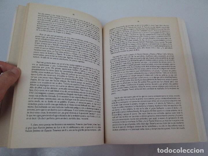Libros de segunda mano: OCTAVIO PAZ. EDICION DE ENRIQUE MONTOYA RAMIREZ. CULTURA HISPANICA 1989. VER FOTOGRAFIAS ADJUNTAS - Foto 11 - 89058144