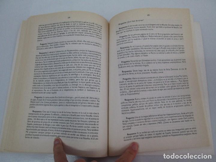 Libros de segunda mano: OCTAVIO PAZ. EDICION DE ENRIQUE MONTOYA RAMIREZ. CULTURA HISPANICA 1989. VER FOTOGRAFIAS ADJUNTAS - Foto 13 - 89058144