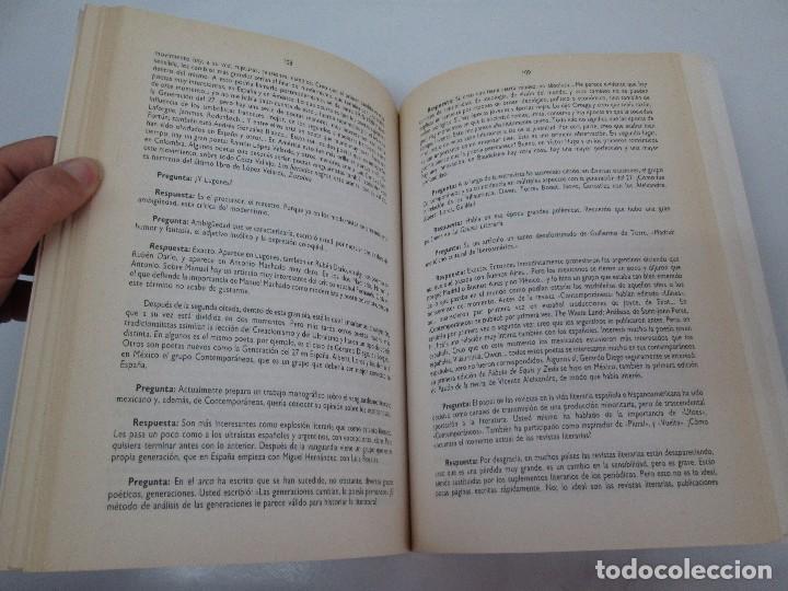 Libros de segunda mano: OCTAVIO PAZ. EDICION DE ENRIQUE MONTOYA RAMIREZ. CULTURA HISPANICA 1989. VER FOTOGRAFIAS ADJUNTAS - Foto 15 - 89058144